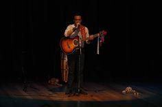 Apresentação de Suêldo Fernandes no Teatro Alfredo Mesquita em São paulo / 2015.