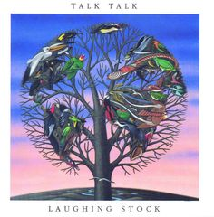 Talk Talk - Laughing Stock The cover art is by James Marsh, responsible for most of Talk Talk's artwork. Though similar to the cover of the band's previous album, the birds on Laughing Stock's spherical tree form the shapes of the Earth's continents. Cover Art, Lp Cover, Cool Album Covers, Post Rock, Great Albums, World Best Photos, Art Prints, Laughing, Artwork