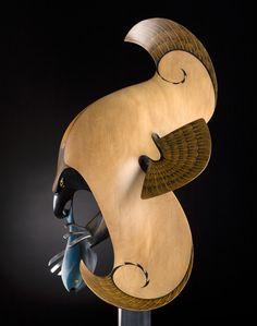 Rex Homan, Maori sanatçı tarafından Haast Kartalı (KR71106)