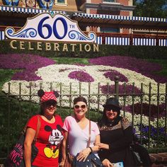 With mom and my sister in law. #Disneyland #Mom #SisterInLaw #FunDay #Family #Cali #CaliLife by zoila72
