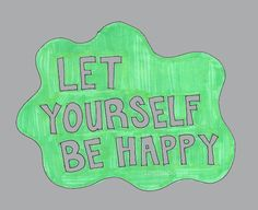 Fight for yourself and protect your happiness