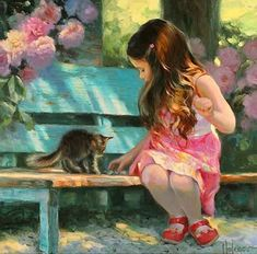 Vladimir Volegov, the more I see of his art, the more I have come to admire his work. Love the realism...almost like a photograph.