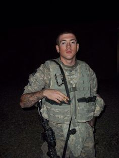 A loving mother (April Thompson), has asked us to post her son's picture. Joshua Thompson left us after a battle with PTSD on August 13, 2013. SHe hopes sharing it will bring more awareness to the epidemic numbers we are facing. RIP