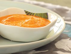 Serve this quick, healthful dipping sauce with Crispy Quinoa Cakes.