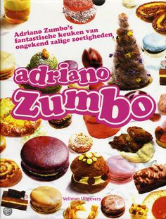 Kookboek Adriano Zumbo