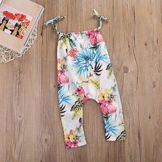 Model Number: Romper Jumpsuit Sleeveless Material: Cotton,Polyester Gender: Baby Girls Sleeve Length(cm): Sleeveless Pattern Type: Floral Collar: O-Neck Fit: Fits true to size, take your normal size Department Name: Baby Item Type: Rompers
