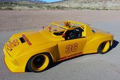 Risultati immagini per porsche sunoco racing Porsche 914, My Dream Car, Dream Cars, Porsche Replica, Wide Body Kits, Martini Racing, Engine Swap, Old Cars, Custom Cars