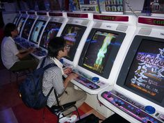 Egret II Taito arcade japan game center videogame