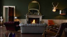 V I V & B L U E : traditional country house hotel in Ireland | see www.vivandblue.nl/travel for how to book