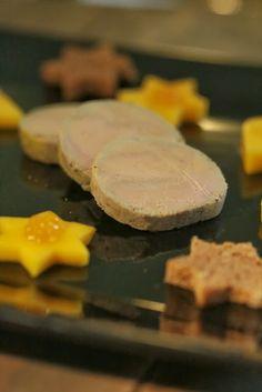 foie gras sous vide Greg Marchand