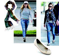 Jeans Rasgado