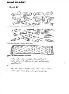 párové s. Sheet Music, Math Equations, Literatura, Music Sheets