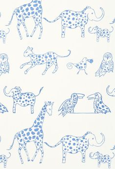 Our Top 10 Favorite Kid-Friendly Wallpapers | The Well Appointed House Design, Fashion and Lifestyle Blog