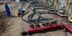 High levels of methane found in drinking water near fracking areas