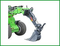 Avant SA has over 100 loader attachments for compact loaders and mini diggers. Digger, South Africa, Mini