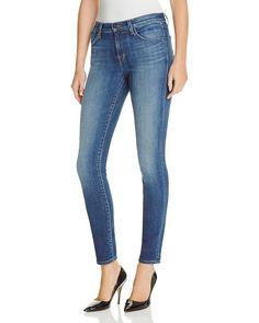 5ae796df963 J BRAND Mid Rise Super Skinny Jeans Mid Rise Skinny Jeans