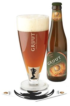 Gruut Amber Gruut Amber Ale has an amazing rich taste, a deep copper colour and a smooth drink-ability and when using the typical open glass, you will see a fabulous head, discover its deep copper color and capture its delicate aroma.   Bottle: 33cl   Keg: 20L – 50L   Alc. 6,6% by vol.   Product of Belgium (Ghent)