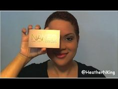 How to use the Urban Decay Naked Flushed Pallet 4 different ways.