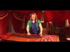 What does every Red Tent need (besides incredible women)—a beautiful doorway inviting them in! In this very special episode of Red Tent TV, Dr. Isadora (the Red Tent Movie filmmaker) gives you a step-by-step guide on how she made her Red Tent doorway that she uses in her traveling Red Tent. https://redtentmovie.wordpress.com/2015/02/19/how-to-make-a-beautiful-red-tent-doorway/