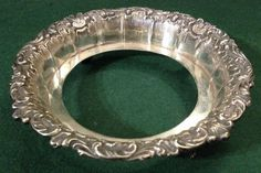 Antique Victorian 1898 Silver Plate Dish Holder James Dixon & Sons Rd No 321528 Silver Plate, Sons, Dish, Victorian, Amp, Antiques, Ebay, Antiquities, Antique