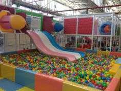"""Here is one of the pictures of the play area in Ikea. As you can see there is the cliff( inclined slides and play equipment), part of the ocean ( plastic ball pit), and the boulder (movable large plastic ball) that """"killed Piggy. Perth Australia, Australia Travel, Western Australia, Top Place, The Good Place, Great Places, Places To Go, Stuff To Do, Things To Do"""