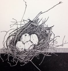 Judith Bergerson, from the weekly drawing series (micro pen)