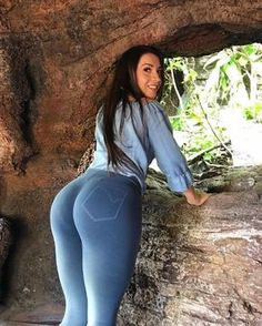 nieva mara in jeans big butt | Look Back At It : theCHIVE