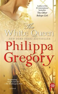 The White Queen - Philippa Gregory has been promoted to one of my favorite authors. I can't wait to watch the series when it comes out.