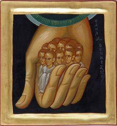 The Drawings of Elena Murariu – Orthodox Arts Journal Orthodox Icons, Mystical Art, Byzantine Art, Drawings, Art, Christian Art, Hand Art, Art Icon, Sacred Art