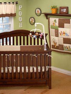 Pooh Bear  Nurseries with Characters - Nursery Ideas - Slideshow