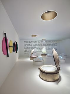 Inside Coco Chanel's Mademoiselle Privé exhibition