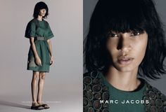 Joan Smalls for Marc Jacobs. Photo: Marc Jacobs