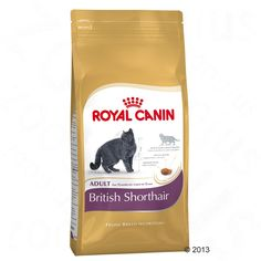 Animalerie  Royal Canin British Shorthair pour chat  400 g