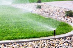 Do you need irrigation system maintenance? Service-Vegas Professional Irrigation System Maintenance program keeps your home irrigation system operating properly year after year. Best lawn care company in Las Vegas! Lawn And Garden, Indoor Garden, Outdoor Gardens, Irrigation Pumps, Front Yard Design, Lawn Maintenance, Bob Vila, Real Plants, Gardens