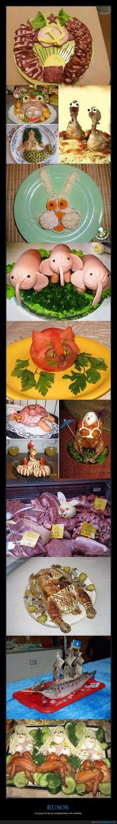 Composiciones de comida rusa, lo mejor para empezar una dieta - Lo suyo no es la composición con comida   Gracias a http://www.cuantarazon.com/   Si quieres leer la noticia completa visita: http://www.estoy-aburrido.com/composiciones-de-comida-rusa-lo-mejor-para-empezar-una-dieta-lo-suyo-no-es-la-composicion-con-comida/