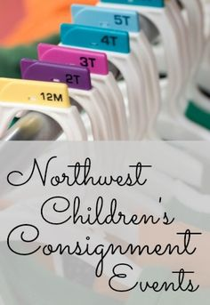 Looking for a way to make some money selling your kids gently used clothing and accessories? Check out our comprehensive list of Spring Northwest Children's Consignment Sale Events here. Detailed instructions on how to get started selling items are located on each sale's website.