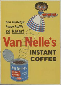 Van Nelle's instant coffee