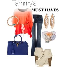 """""""Tammy's MUST HAVES"""" by tammyspice on Polyvore"""