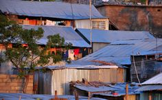 South African Family Leaves Mansion for Shack in Slum