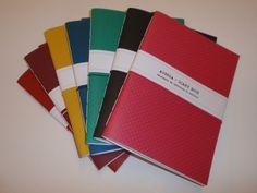 Agenda / Diary Book 2015  Handmade by Cadernos de atelier