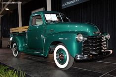 Photographs of the 1950 Chevrolet 3100 Pickup. An image gallery of the 1950 Chevrolet 3100 Pic. Jeep Pickup Truck, Lifted Chevy Trucks, New Trucks, Truck Drivers, Vintage Chevy Trucks, Classic Chevy Trucks, Chevy Classic, Classic Cars, Chevy Truck Models
