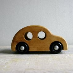 wood toy car