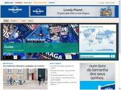 Guia de viagens Lonely Planet lança site brasileiro - Web Expo Forum 2012
