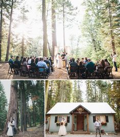 super pretty idea to wed at Yosemite National Park