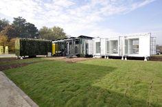 Hub 01 – Vivienda Móvil para Estudiantes / dmvA Architecten + A3 Architects
