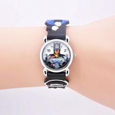 Watches Fashion Cartoon Ladybug Kids Slap Watch Sport Brand Pat Wrist Watch For Children Student Hot Sale Baby Gift Child Quartz Watches