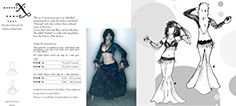 The Marvelous Mermaid and Fabulous Fishtail Skirt Pattern