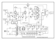 Direct-coupled Single-Ended (SE) 6V6 / 6V6GT Tube