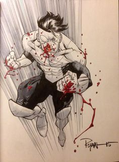 Invincible by Ryan Ottley *