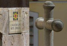 Calle de las siete cruces